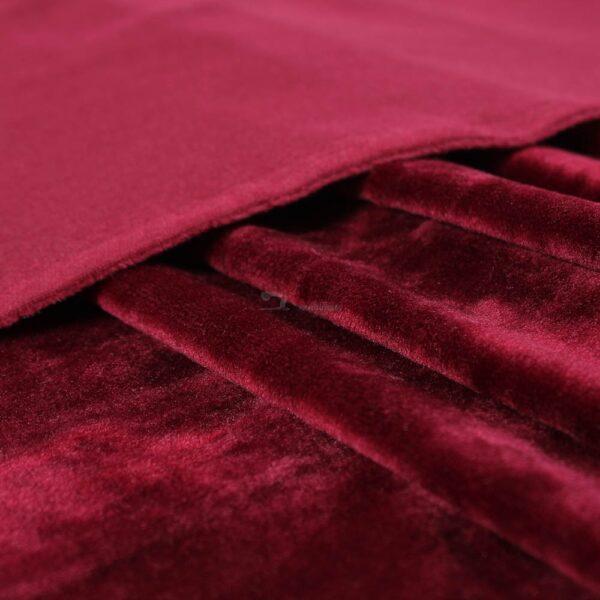 bordo spalvos soft veliuras