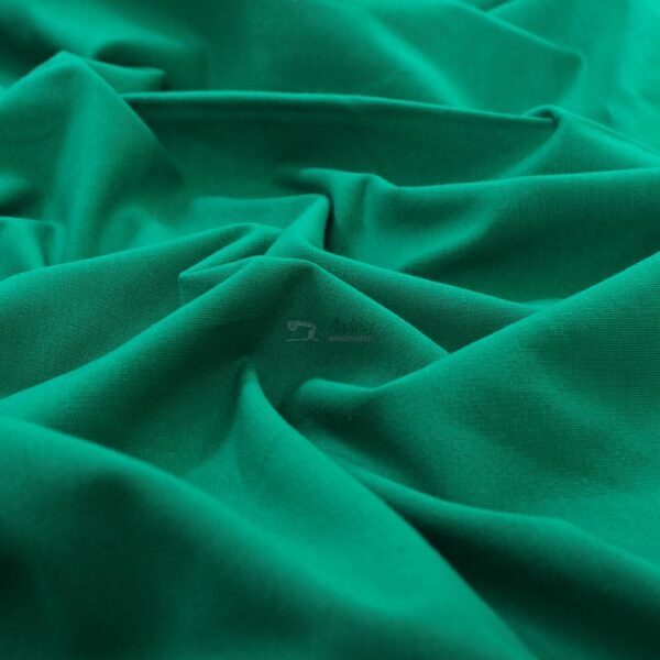 lietuviskos zalios spalvos kilpinis trikotazas