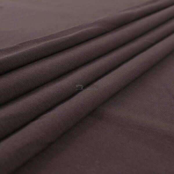 kavos rudas kilpinis trikotazas