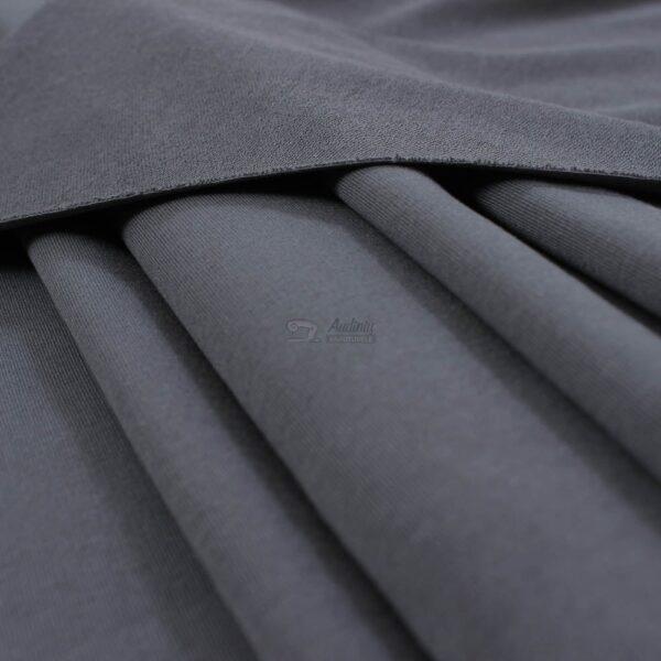 tamsiai pilkas, antracit, kilpinis trikotazas