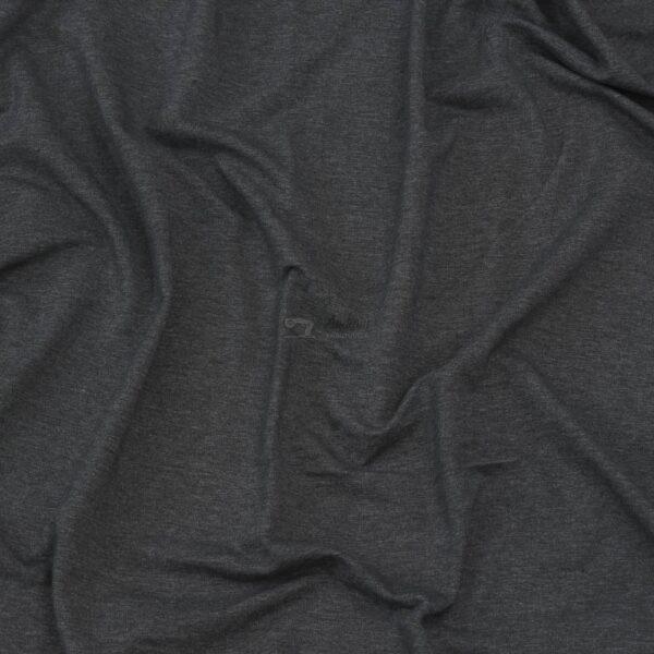 tamsiai pilkos melanz spalvos , kilpinis trikotazas su pukeliu