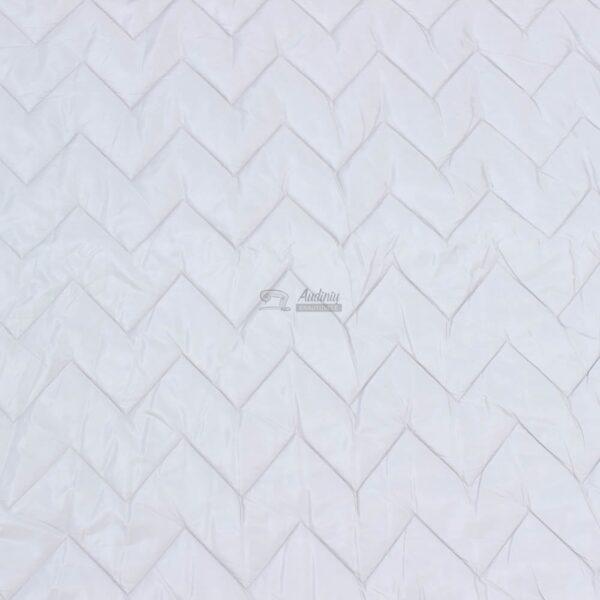 pilkas vienpusis striukinis audinys