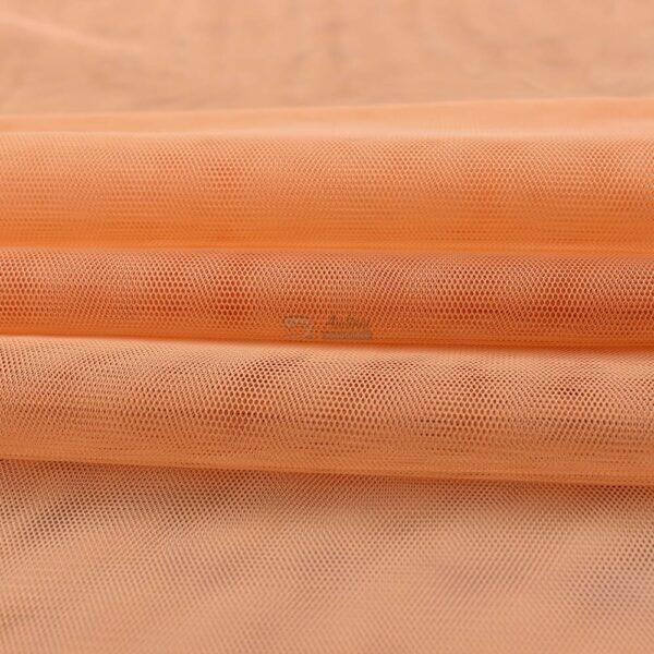 persikinis minkstas elastingas tiulis