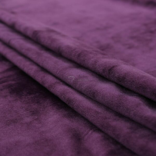 baklazano spalvos soft veliuras