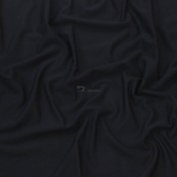 juodas punto trikotazas