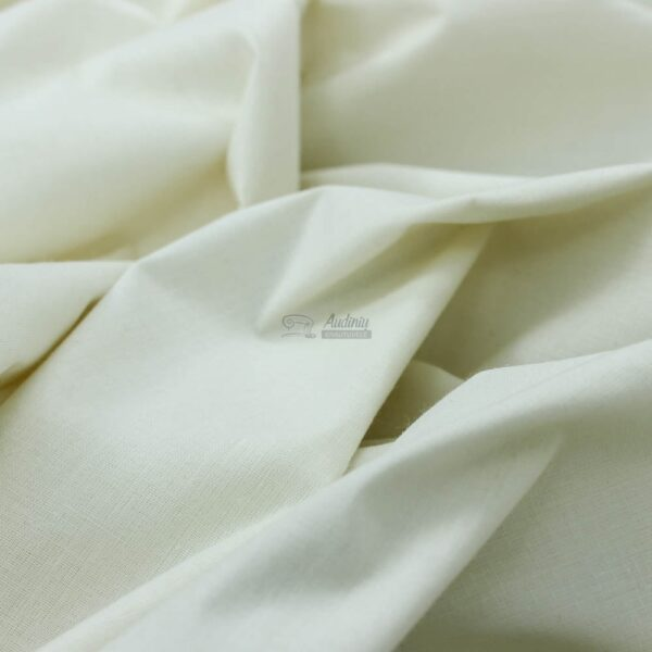 pieno balta medvilne patalynei