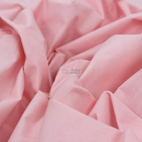 rozines spalvos medvilne patalynei
