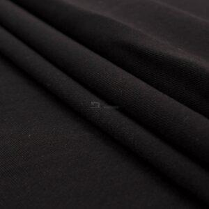 juodos spalvos trisiulis kilpinis trikotazas