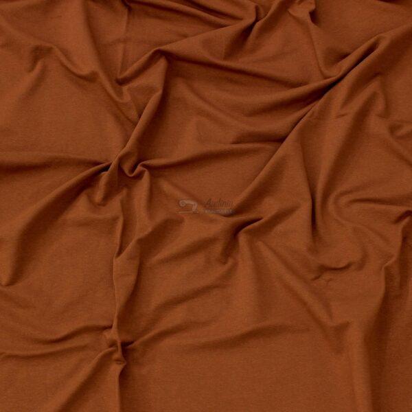 sokoladinis rudas kilpinis trikotazas