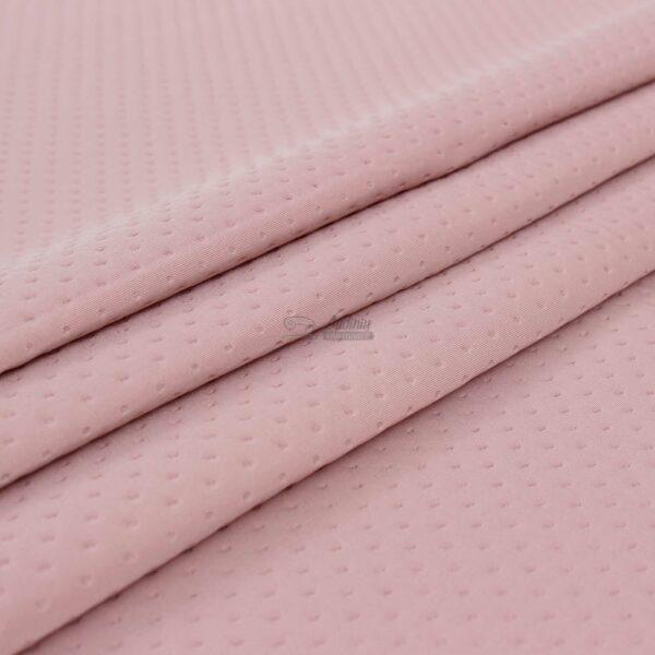 rožinis fakturin is neoprenas