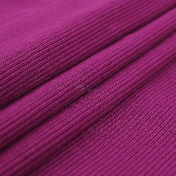 raudonai violetinis ribb trikotazas