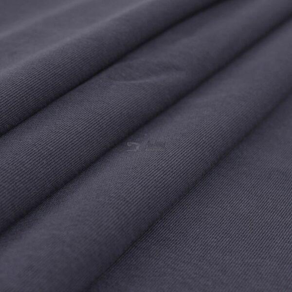 antracito spalvos,tamsiai pilkas trisiulis kilpinis trikotazas