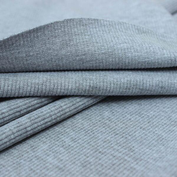sviesiai pilkas melanz ribb trikotazas