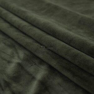 chaki spalvos soft veliuras
