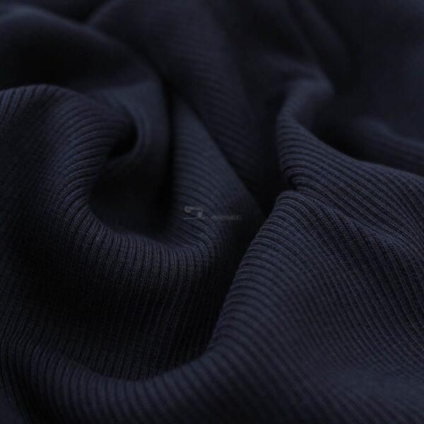 rasalo melynas ribb trikotazas