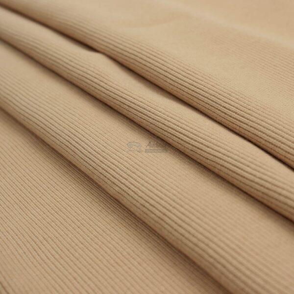 camel spalvos ribb trikotazas