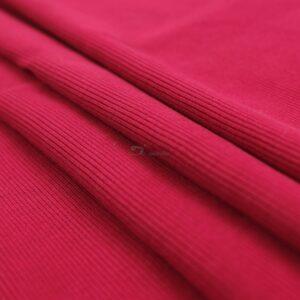 bordo spalvos ribb trikotazas