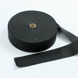 juoda elastine guma 3cm.