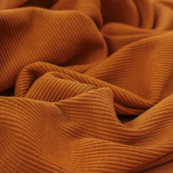 karamel spalvos ribb trikotazas
