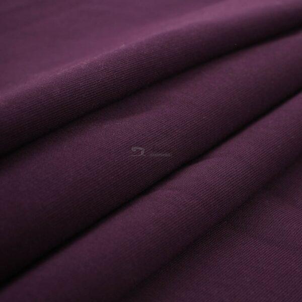 baklazano violetinis trikotazas su pukeliu