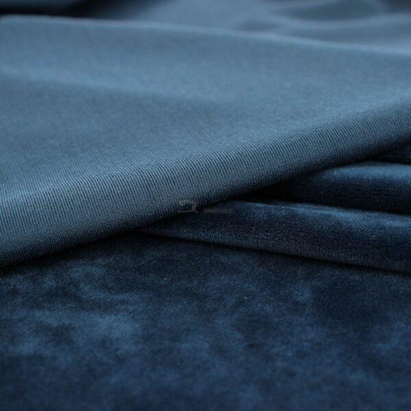 dzinsines spalvos soft veliuras