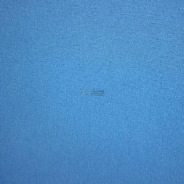 Purvinos mėlynos sp. kilpinis trikotažas