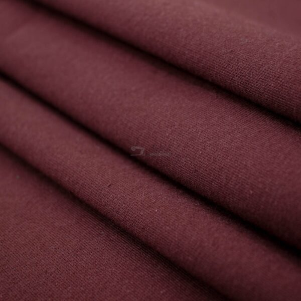 kavos spalvos vienspalvis medvilnes kilpinis trikotazas