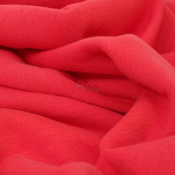 koralo spalvos trisiulis kilpinis trikotazas