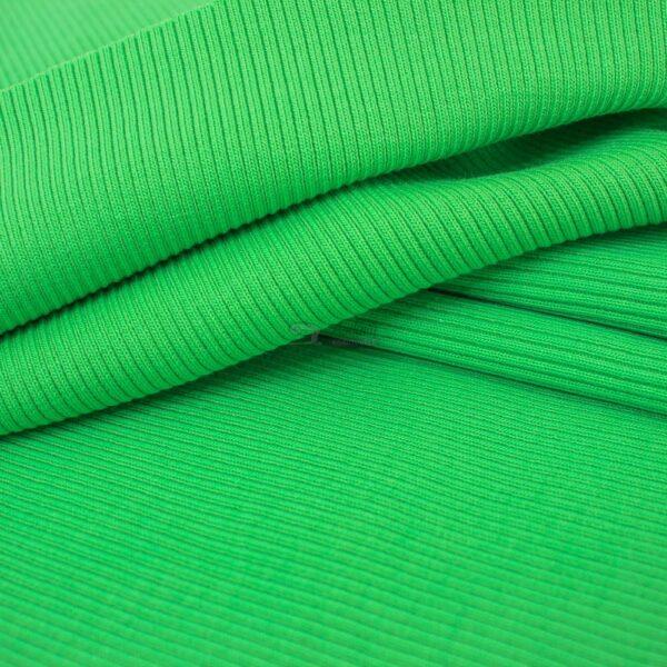 pistacijos spalvos ribb trikotazas