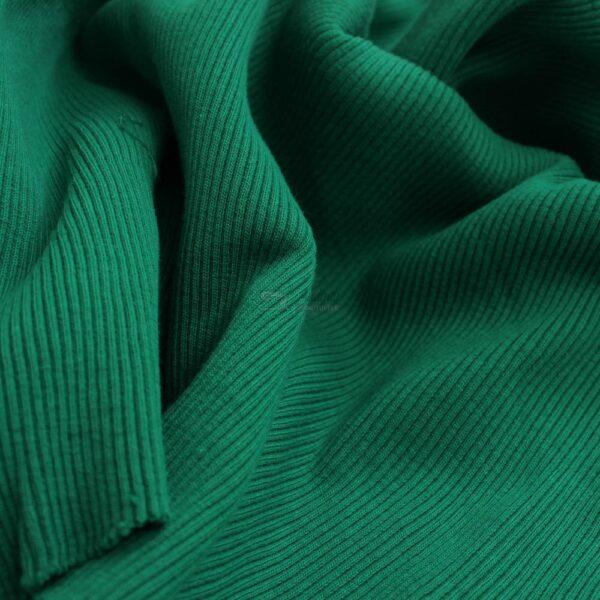 žalios spalvos ribb trikotazas