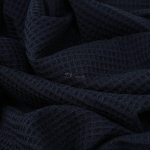 rasalo melynos spalvos medvilninis vaflis