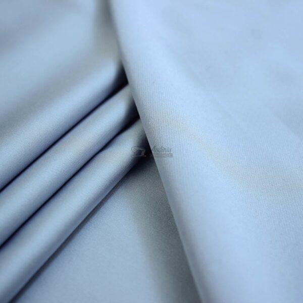 sidabro pilkos spalvos armani silkas