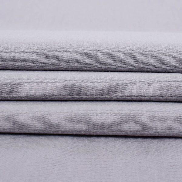 sidabrines-pilkos spalvos trisiulis kilpinis trikotazas