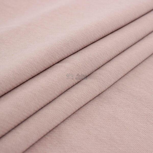 pudrines rozines spalvos trisiulis kilpinis trikotazas