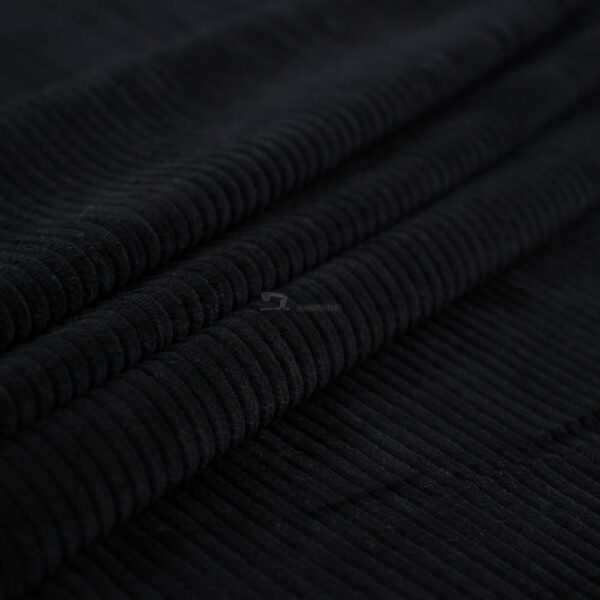 juodos spalvos velvetinis soft veliuras