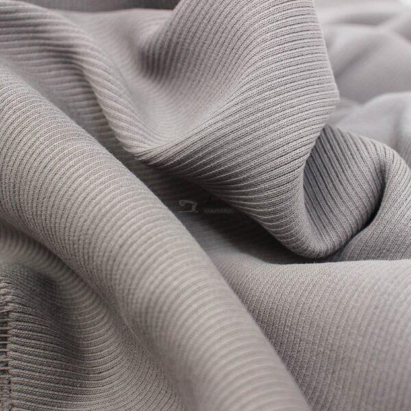 pilkos spalvos ribb trikotazas