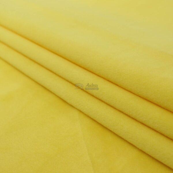 geltonos spalvos soft veliuras