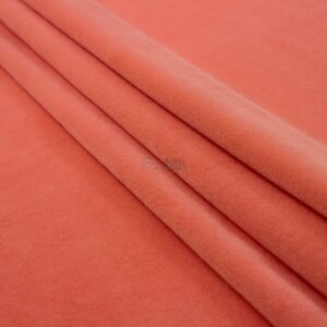 persiko spalvos soft veliuras